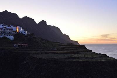 Photograph - Dark Cliffs by Marek Stepan
