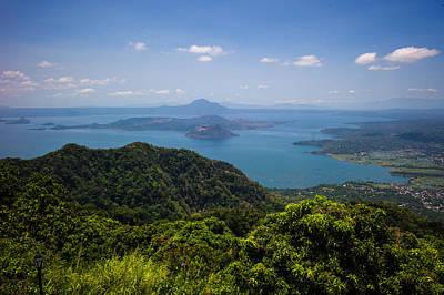 Photograph - Tagaytay Ridge, Philippines by Judith Barath