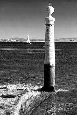 Photograph - Tagus River View by John Rizzuto