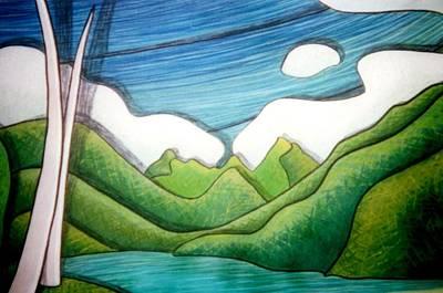 Tahitian Treat Art Print by Jason Charles Allen