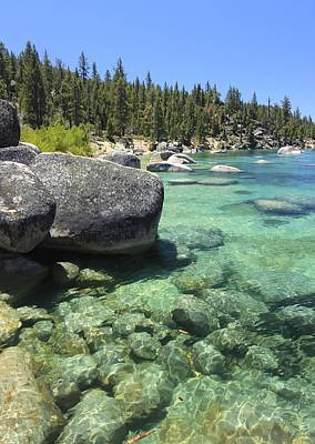 Photograph - Tahoe Bliss by Sean Sarsfield
