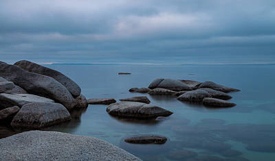 Photograph - Tahoe Blue by Jonathan Nguyen