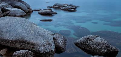 Photograph - Tahoe by Jonathan Nguyen