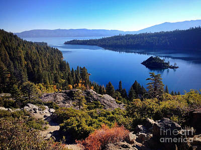 Photograph - Tahoe by Robert Smith