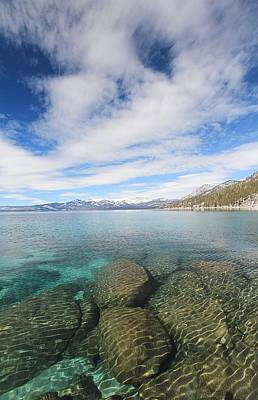 Photograph - Tahoe Time  by Sean Sarsfield