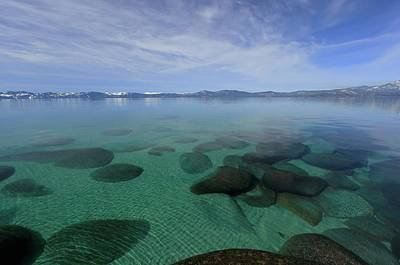 Photograph - Tahoe Treasure Hunter by Sean Sarsfield