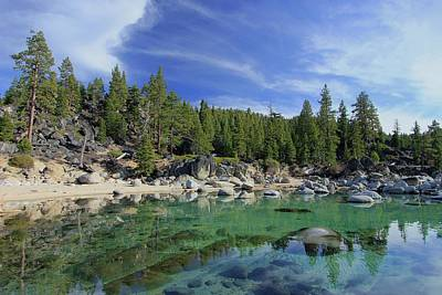 Photograph - Tahoe Vision by Sean Sarsfield