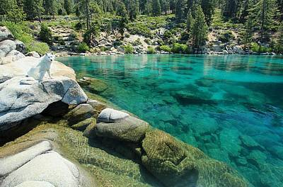 Photograph - Tahoe's Queen by Sean Sarsfield