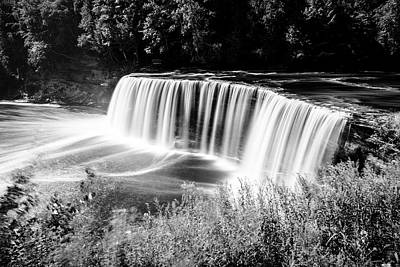 Photograph - Tahquamenon Falls by Alexey Stiop