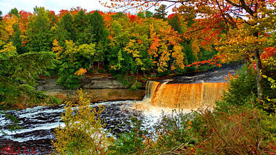 Tahquamenon Falls Original by Michael Rucker