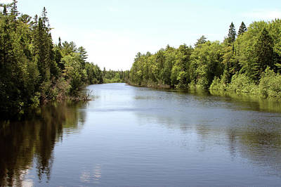 Photograph - Tahquamenon River by Jackson Pearson