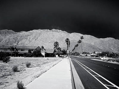 Photograph - Tahquitz Canyon Way Palm Springs by Amyn Nasser