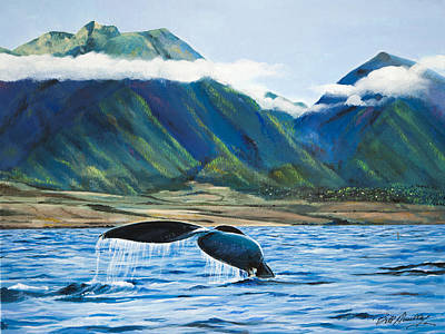 Tail Of A Whale Original
