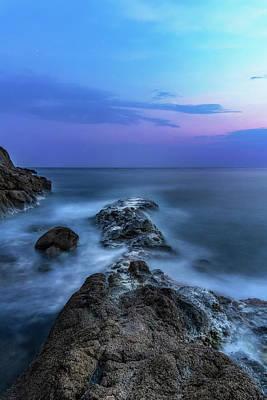 Seaside Photograph - Tail Of The Dragon by Matteo Viviani