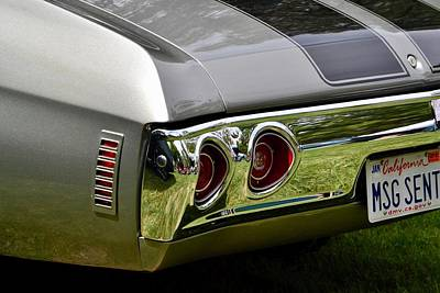Photograph - Taillights by Dean Ferreira