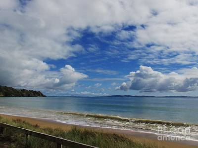 Photograph - Taipa Beach by Dianne  Connolly