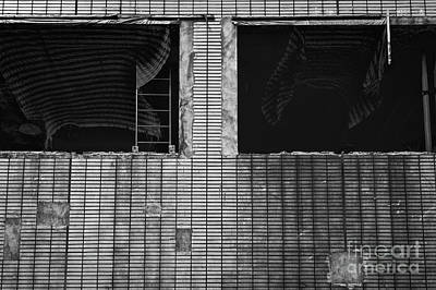 Photograph - Taipei Urban Decay by Dean Harte