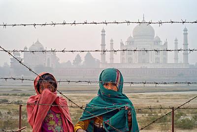 Photograph - Taj Mahal II by Tina Manley