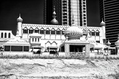 Photograph - Taj Mahal On The Beach by John Rizzuto