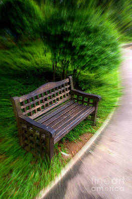 Pause Photograph - Take A Pause In Your Busy Life by Charuhas Images