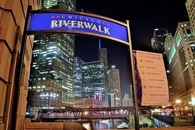 Riverwalk Photograph - Take A Walk by Frozen in Time Fine Art Photography