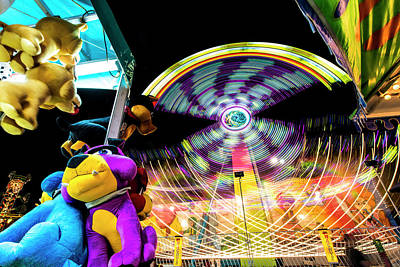 Photograph - Take It For A Spin by Alex Lapidus