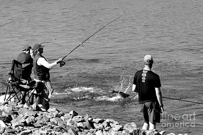 Photograph - Take Me Out To The Fishing by Tanya Searcy