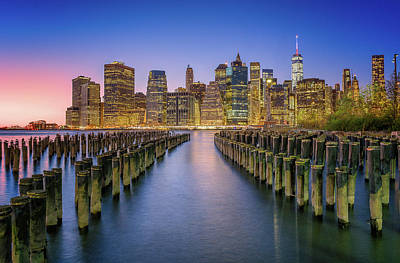 Photograph - Take Me To Nyc by Ryan Moyer