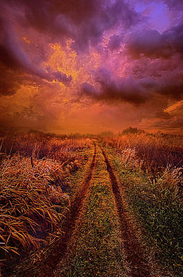 Photograph - Take Only What You Can Carry With You by Phil Koch