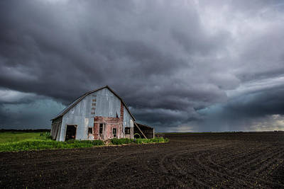 Photograph - Take Shelter 2016 by Aaron J Groen