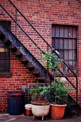 Take The Stairs Art Print