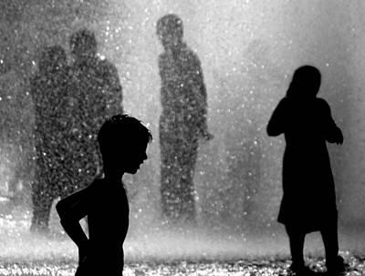 Photograph - Taking A Break by Stuart Allen