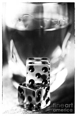 Photograph - Taking Chances by John Rizzuto