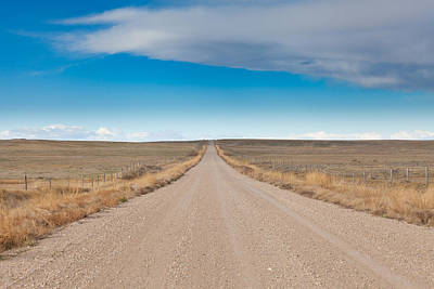 Photograph - Taking The Back Road by Fran Riley