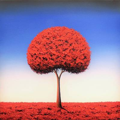 Taking The Day Art Print by Rachel Bingaman
