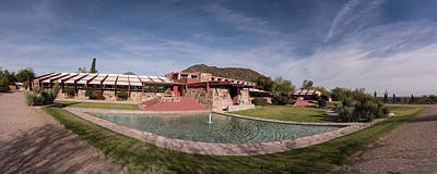 Scottsdale Photograph - Taliesin West by Steve Gadomski