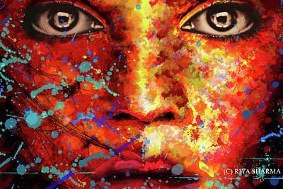 Talking Eyes Original by Riya Sharma