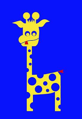 Tall Charlie Digital Art - Tall Charlie by Asbjorn Lonvig