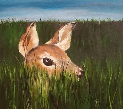 Tall Grass    #63 Art Print