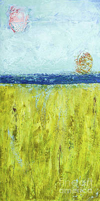 Painting - Tall Grass by Susan Cole Kelly Impressions