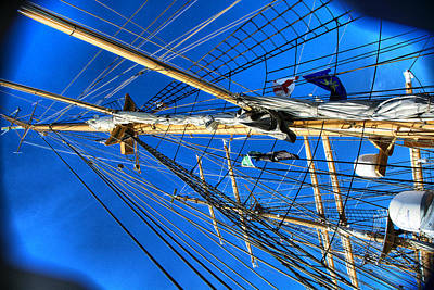 Photograph - Tall Ships 10 by Perry Frantzman