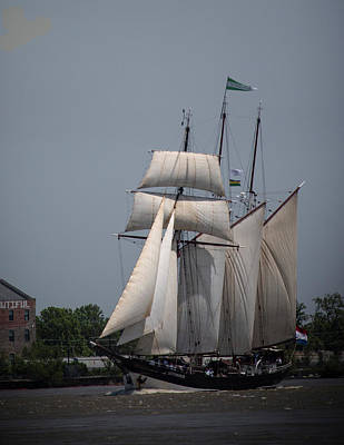 Photograph - Tall Ships To Nola by Jeff Kurtz