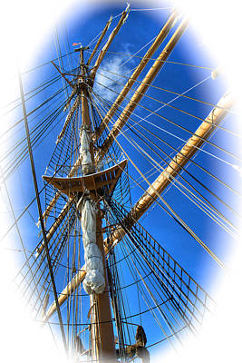 Photograph - Tall Ships7 by Perry Frantzman