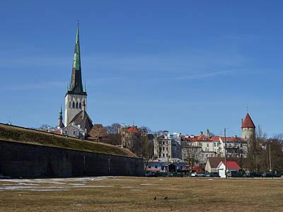 Photograph - Tallinn Old Town by Jouko Lehto