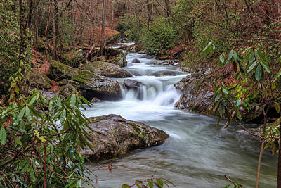 Photograph - Tallulah River by Doug Camara