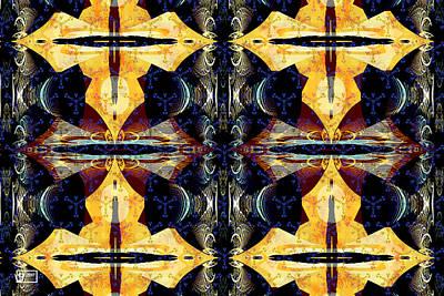 Digital Art - Talon Base by Jim Pavelle