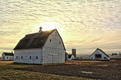 Photograph - Tama Farm by Bonfire Photography