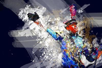 Sails Digital Art - Tambourmaitre by Arie Van Garderen