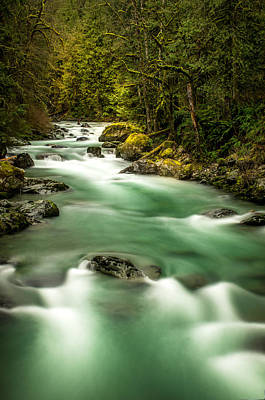 Photograph - Tamihi Creek by Brad Koop