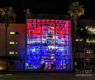 Photograph - Tampa Bay International Terminal by Rene Triay Photography